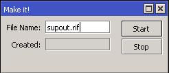 MikroTik supout rif soporte