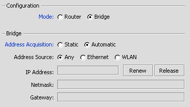 Wireless MikroTik configuracion Modo Bridge