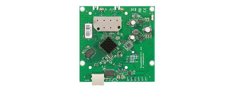 mikrotik 911-Lite5-dual-0 RouterBOARD