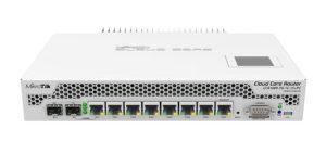 mikrotik CCR1009-7G-1C-1S+PC 1 ethernet router
