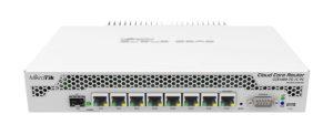 mikrotik CCR1009-7G-1C-PC 1 ethernet router