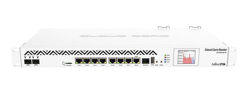 mikrotik CCR1036-8G-2S+EM-0 ethernet router