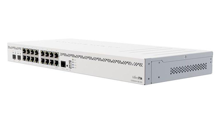 MikroTik CCR2004-16G-2S+ Ethernet Router