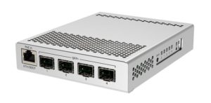mikrotik CRS305-1G-4S+IN 1 switches