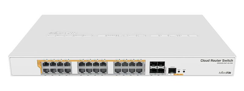 mikrotik CRS328-24P-4S+RM-0 switches