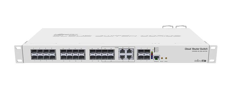 mikrotik CRS328-4C-20S-4S+RM-0 switches
