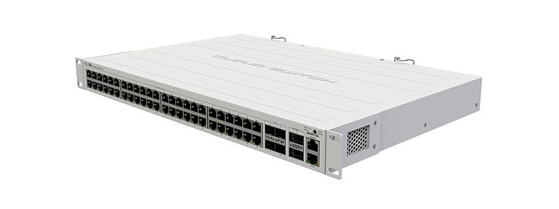 mikrotik CRS354-48G-4S+2Q+RM-0 switches