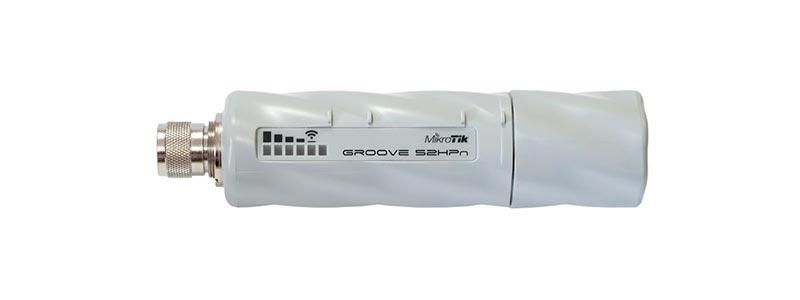 mikrotik GrooveA-52-0 wireless systems