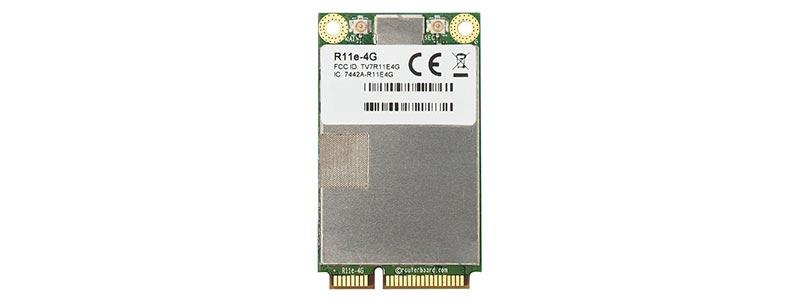 mikrotik R11e-4G-0 LTE / 5G