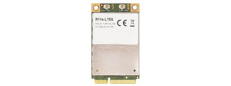 mikrotik R11e-LTE6-0 LTE / 5G