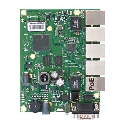 mikrotik RB450Gx4-0-1 RouterBOARD