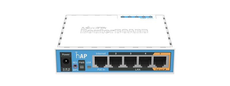 mikrotik hAP-0 wireless for home and office