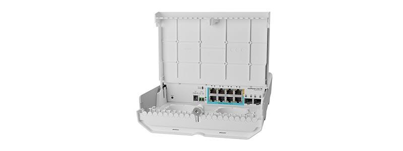 mikrotik netPower-Lite-7R-0 switches